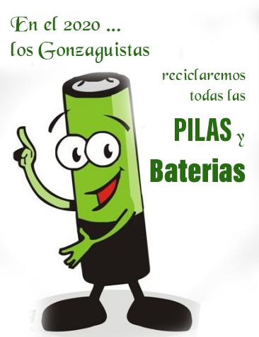 No contamines mas … Reciclaje de pilas y baterías